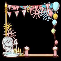 Frame-Celebration Joy