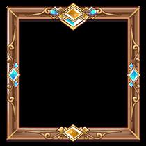 Frame-Tierra's Edge Gold