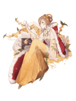 Ascended-Osmanthus Cake