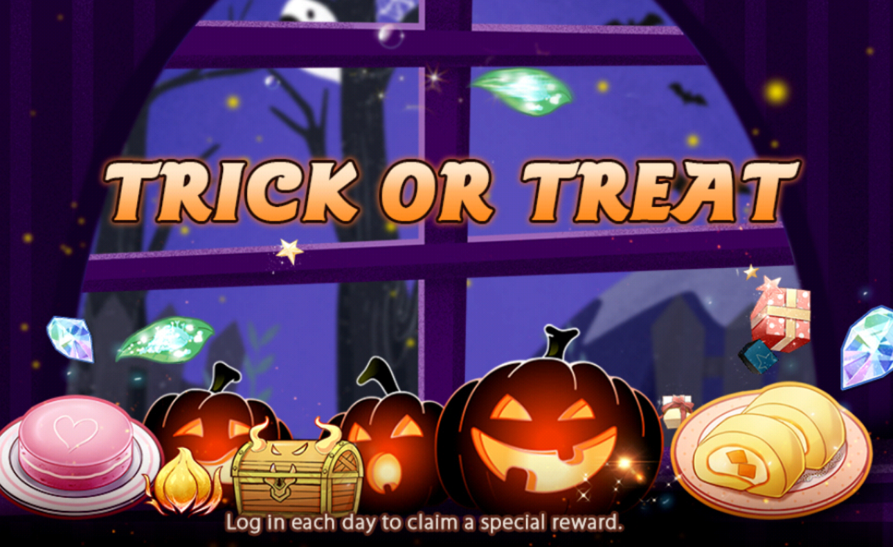 Banner-Trick or Treat