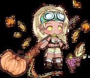 Sprite-American Corn Bread-Wasteland Hunter