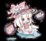 Sprite-Milk Tea-Seaside Travelogue