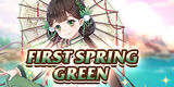 Thumb-First Spring Green