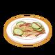 Dish-Mixed Greens