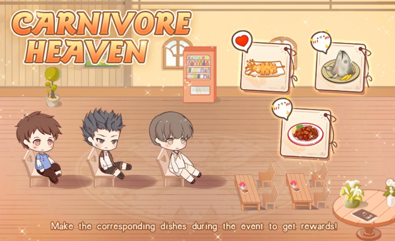 Banner-Carnivore Heaven