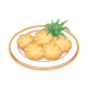 Dish-Baked Pineapple