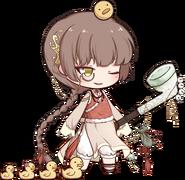 Sprite-Peking Duck