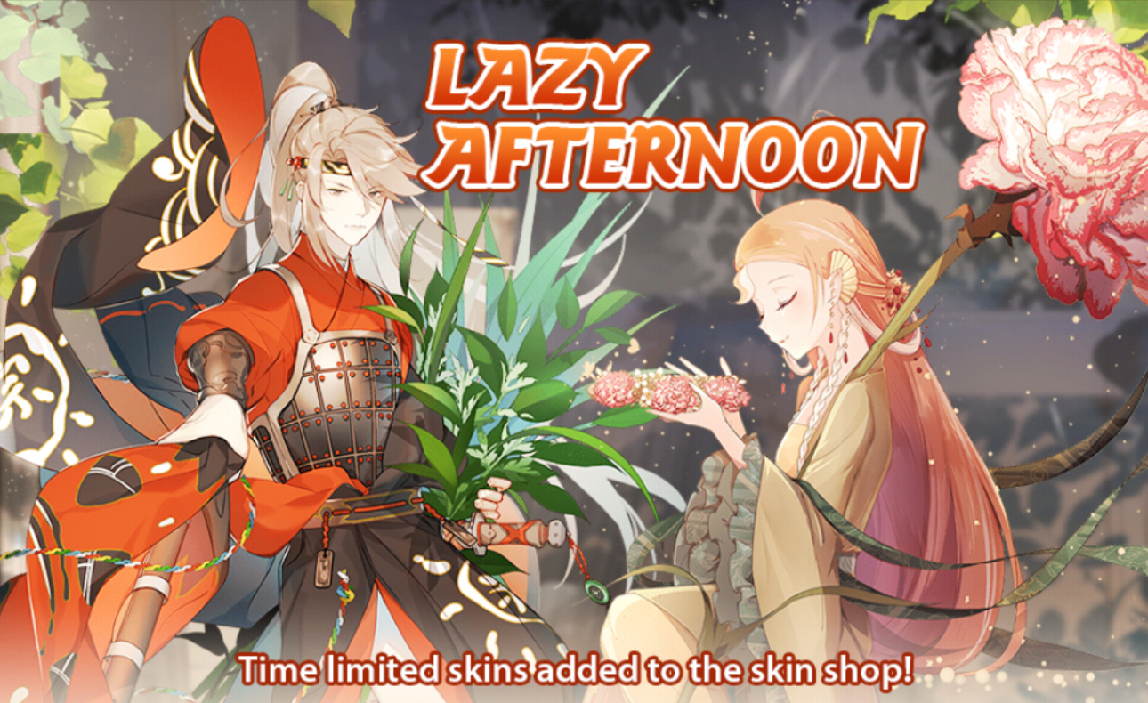 Banner-Lazy Afternoon