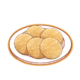 Dish-Fried Rice Cake