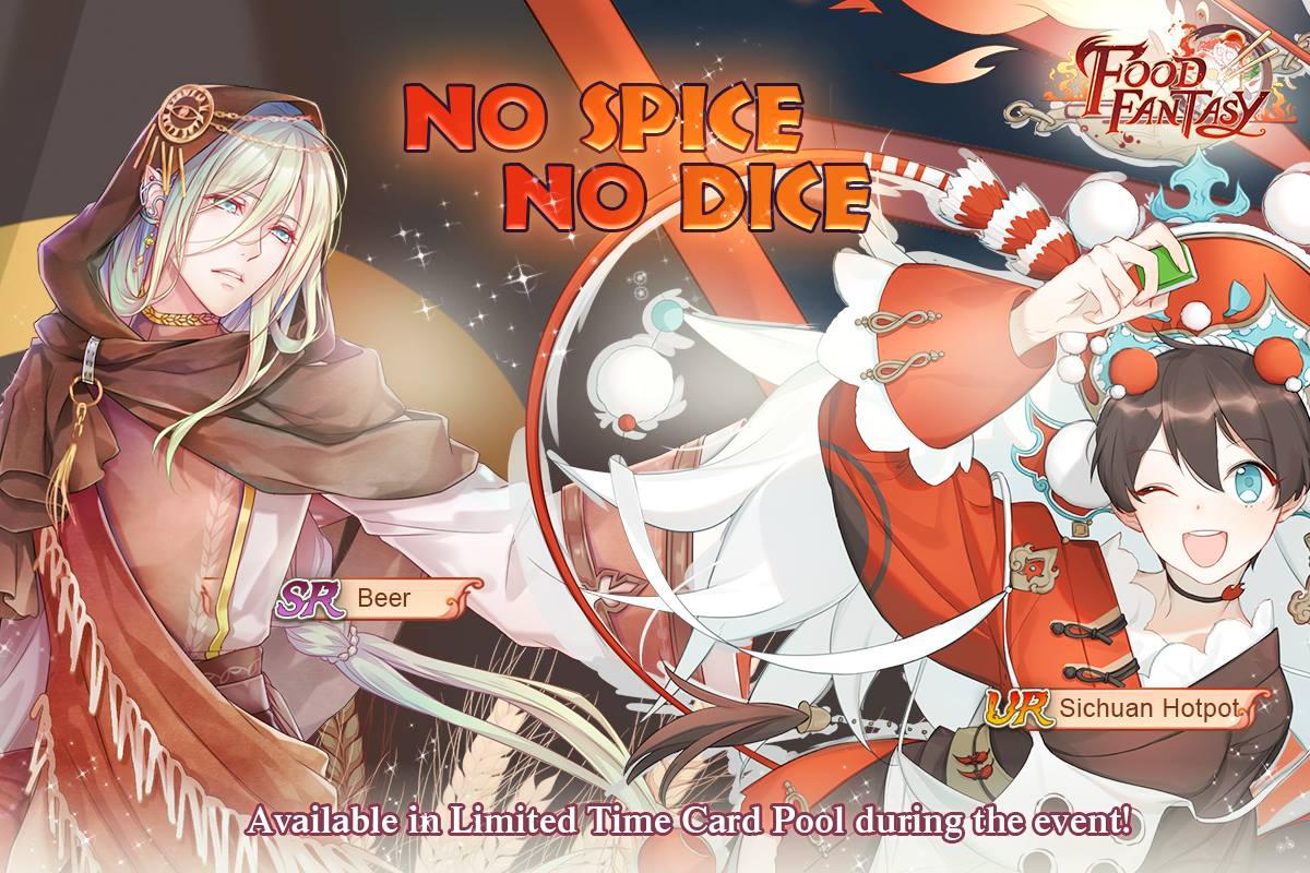 Banner-No Spice No Dice