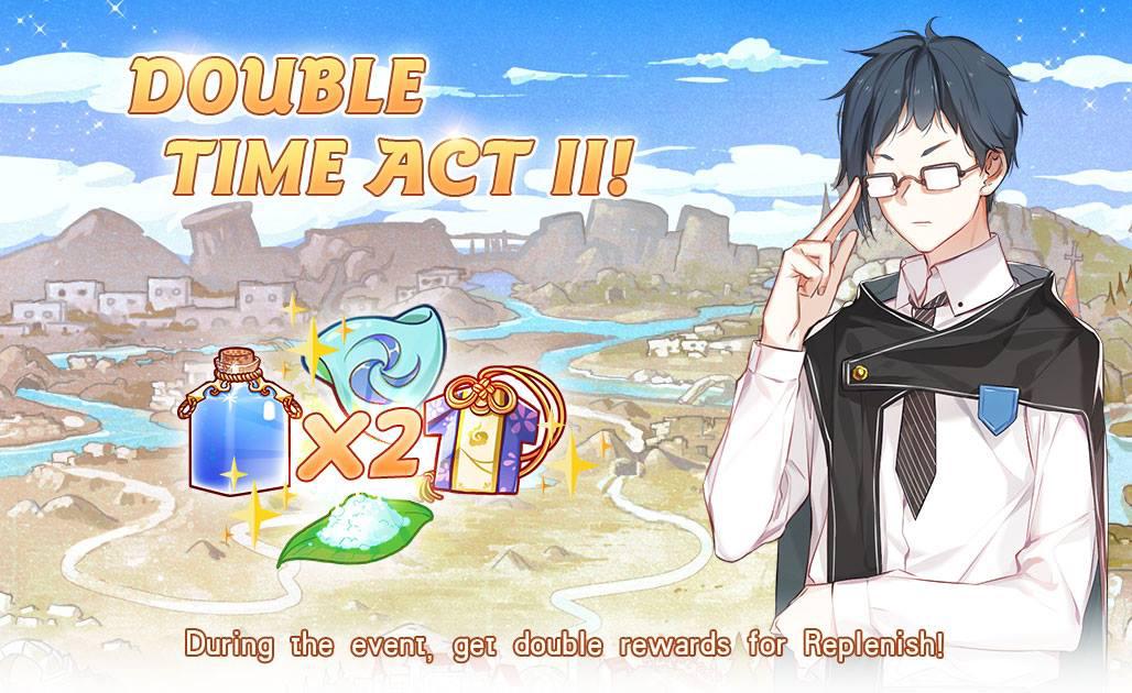 Banner-Double Time Act II!