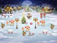 Restaurant Theme-Merry Christmas