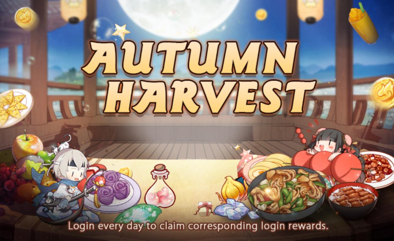 Banner-Autumn Harvest