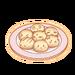 Dish-Piglet Daifuku