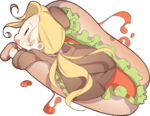 Chibi-Hotdog