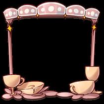 Frame-Midnight Tea Party