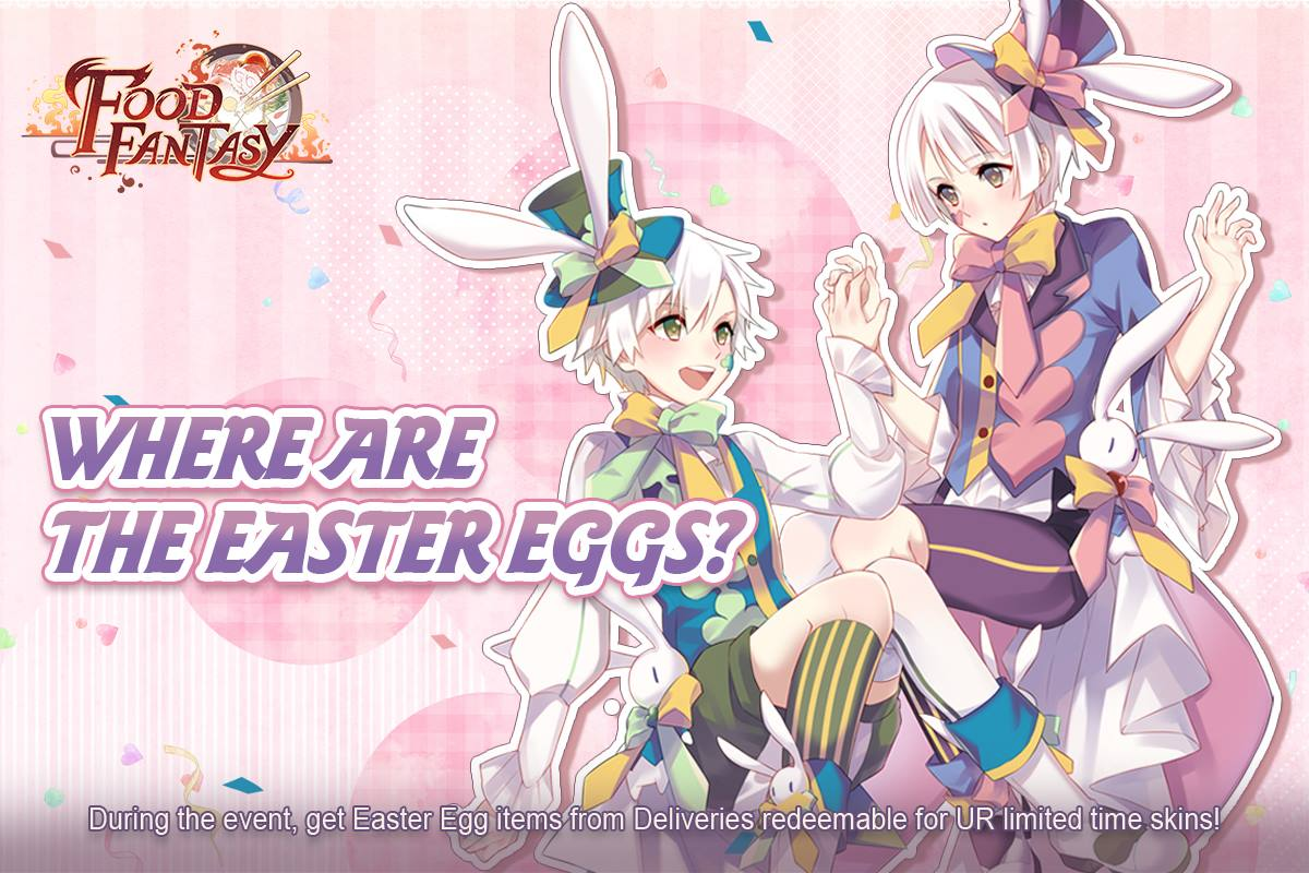 Banner-Where are the Easter Eggs?