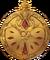Sprite-Gold Watch