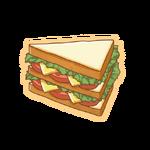 Dish-Sandwich