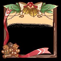 Frame-2019 Christmas Card EX