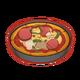 Dish-Chicken Pizza