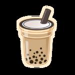 Dish-Milk Tea