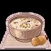 Sprite-Walnut Laba Congee