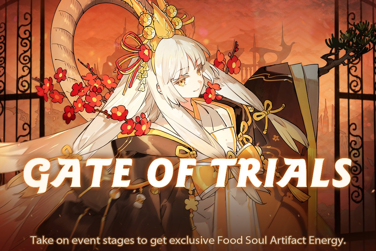 Banner-Gate of Trials (Osechi)