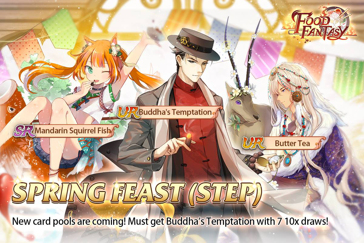 Banner-Spring Feast (Step)