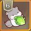 Icon-Green Bushy Togi (Lv.6)