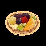 Dish-Fruit Tart