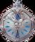 Sprite-Silver Watch