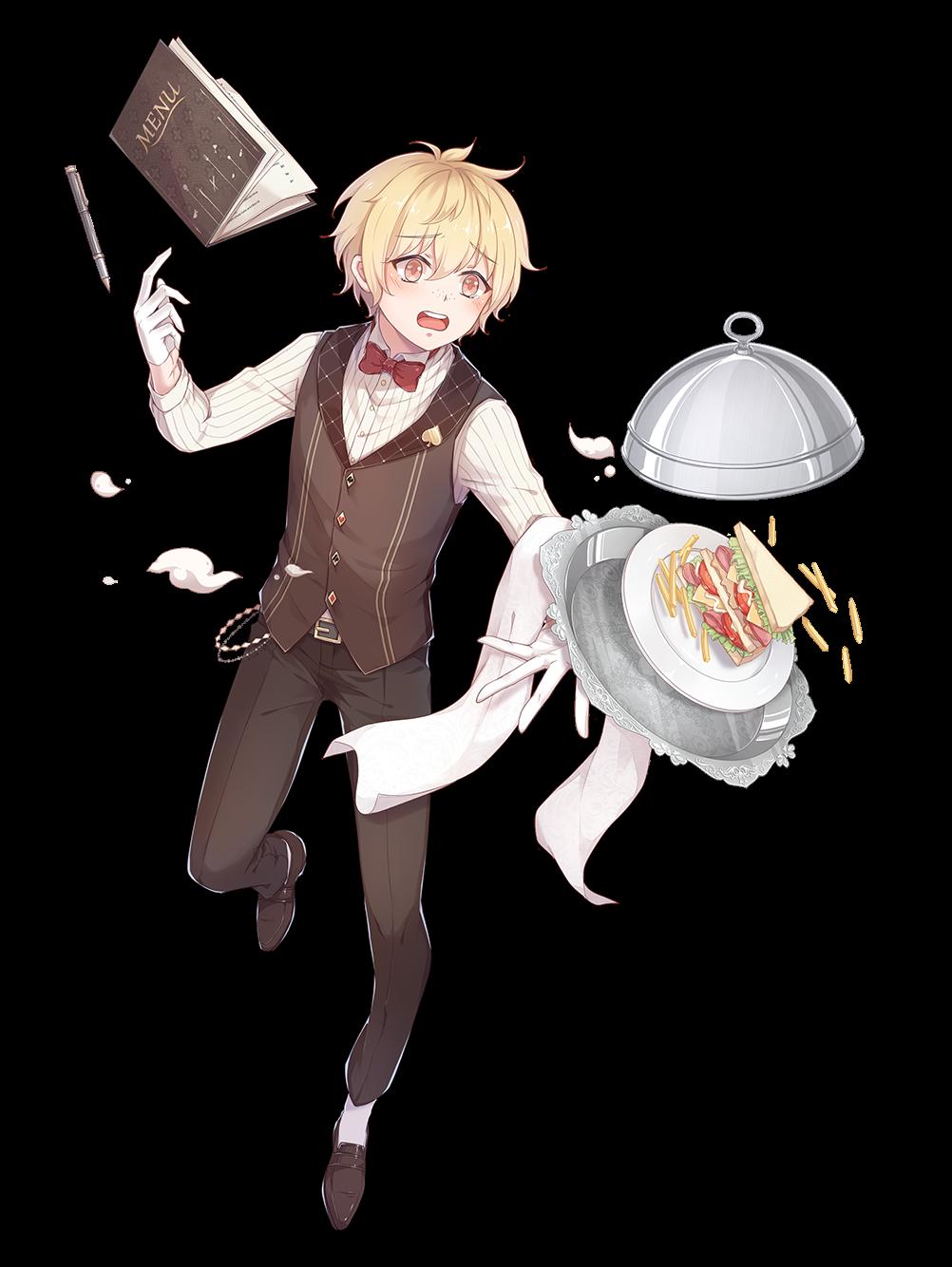 Skin-Sandwich-Butler Boy