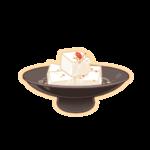 Dish-Almond Tofu