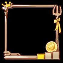 Frame-Treasure Piles