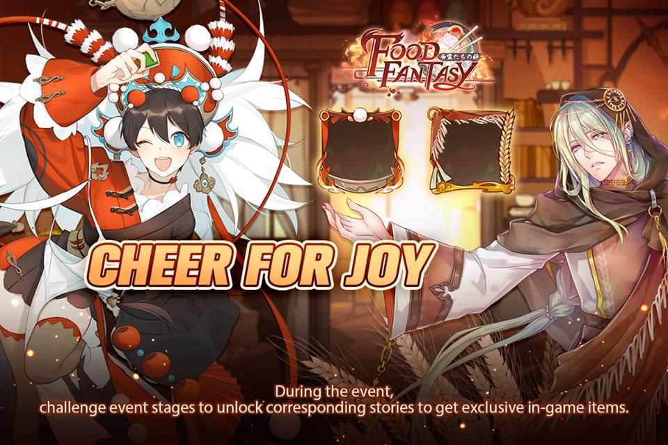 Banner-Cheer for Joy