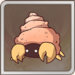 Hermit Crab Icon