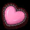 Souvenir-Heart Pillow