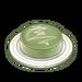Dish-Matcha Cake