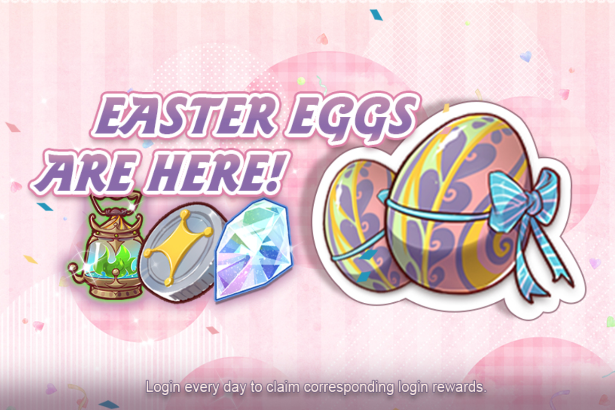 Banner-Easter Eggs are Here!