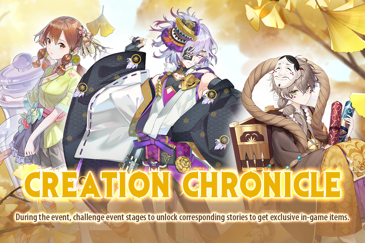 Banner-Creation Chronicle