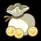 Sprite-Gold Bag