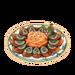 Dish-Jellyfish With Century Egg
