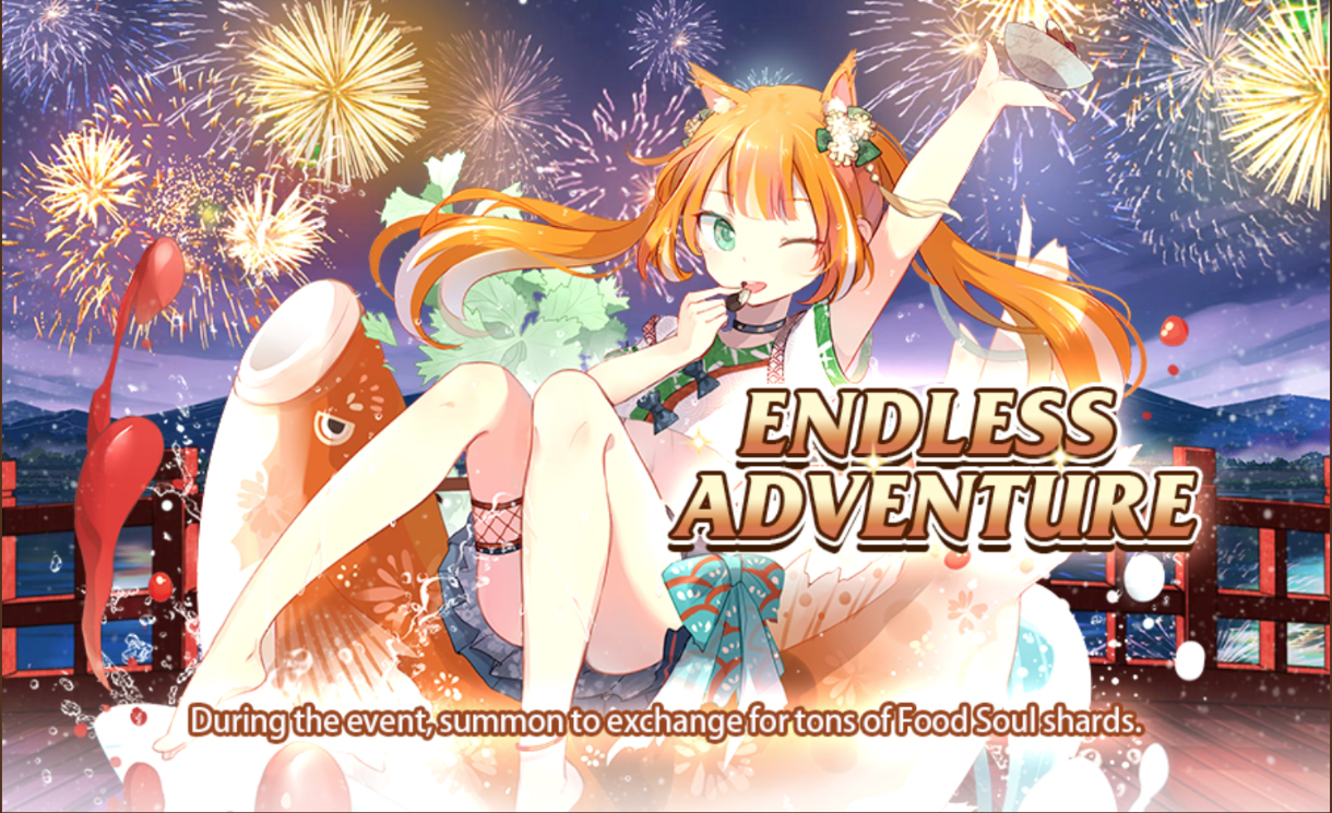 Banner-Endless Adventure