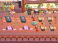 Restaurant Theme-Spring Flower Festival