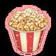 Dish-Popcorn