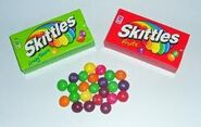 Boxes Of Skittles