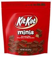 KitKat Minis Package