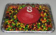 SkittleCake