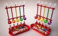Skittle Dispensers